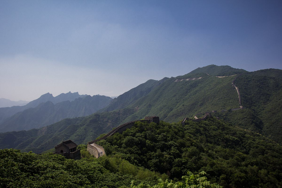 Great Wall of China - Ancient Chinese Construction